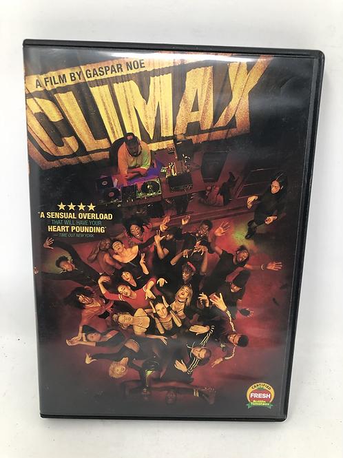 Climax DVD