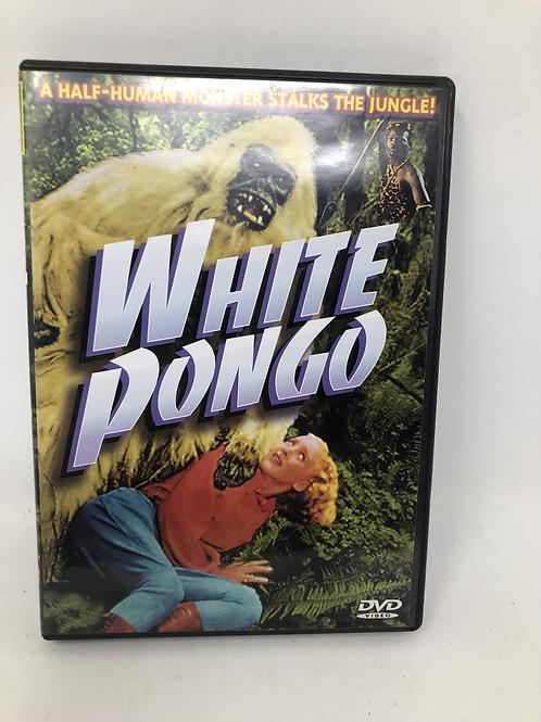 White Pongo DVD