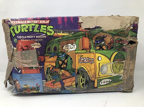 Tmnt Teenage Mutant Ninja Turtles Party Wagon Playmates