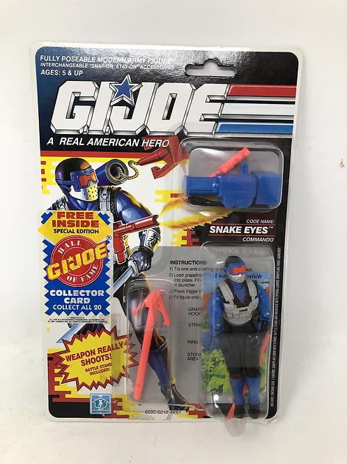 GIJOE 1990 Snake Eyes Hasbro