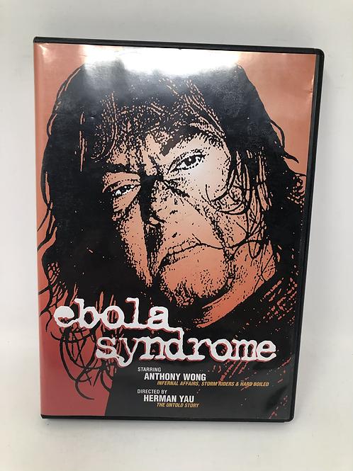 Ebola Syndrome DVD
