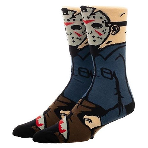 Friday the 13th Socks