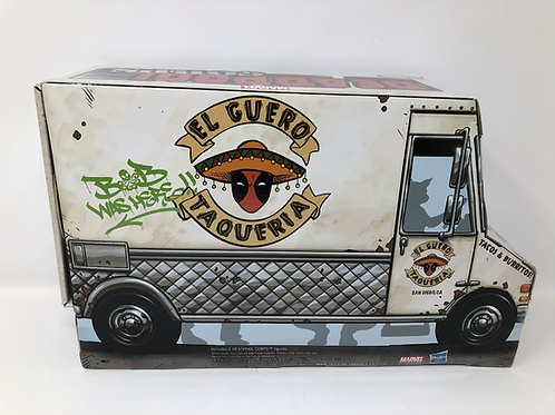 Deadpool Corps 5 figure Taco Truck Hasbro