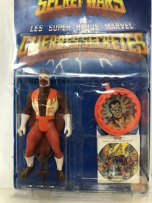 Vintage Secret Wars Marvel Falcon Mattel