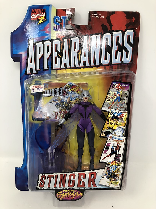 Marvel 1st Appearances Stinger Previews Exclusive Toybiz