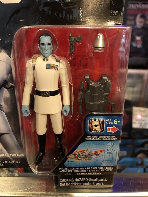 Star Wars Rebels Grand Admiral Thrawn Hasbro Disney