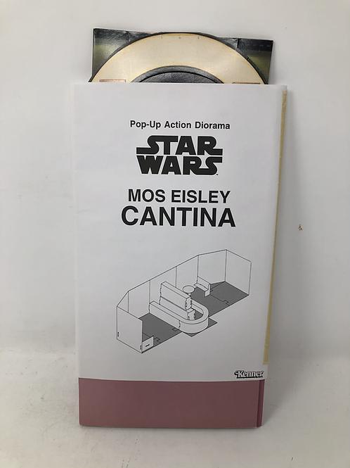 Star Wars Cardboard Pop Up Mos Eisley Cantina