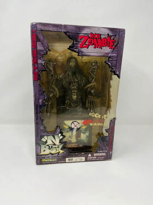 "Rob Zombie ""N"" the Box by Art Asylum"