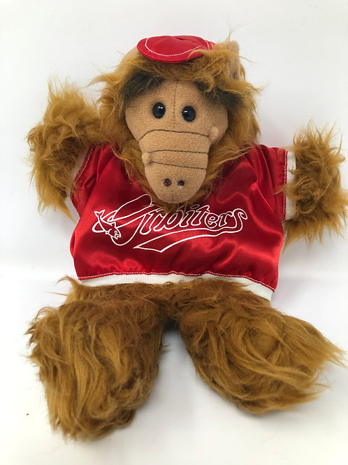 ALF 1988 Burger King Hand Puppet