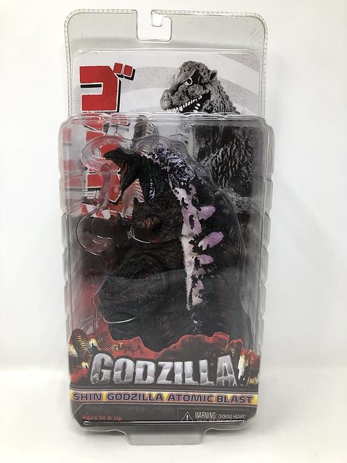 Shin Godzilla Aromic Blast Neca