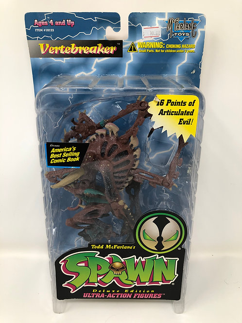 Spawn Vertebreaker ultra-action figure 1995 Mcfarlane