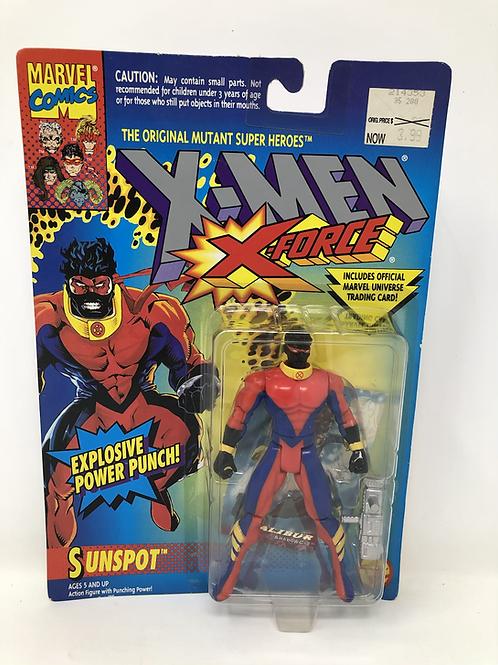 X-Men Sunspot Toybiz