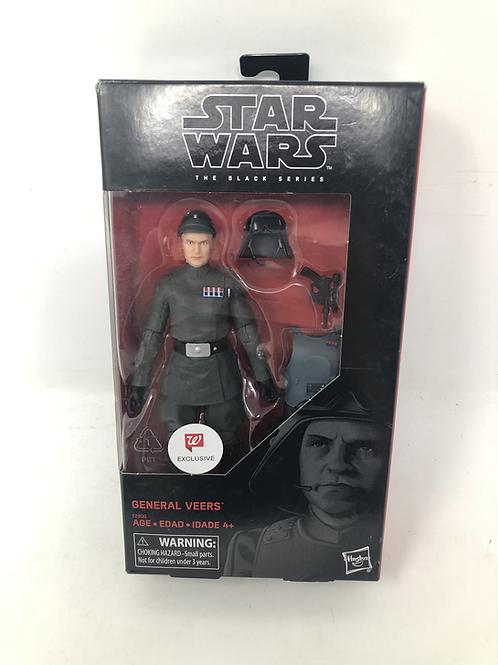 Star Wars Black Series Walgreens General Veers Hasbro