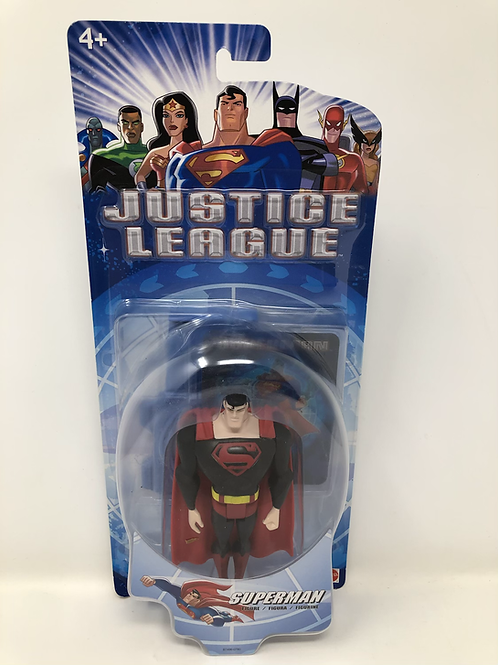 Justice League Superman (dark blue)