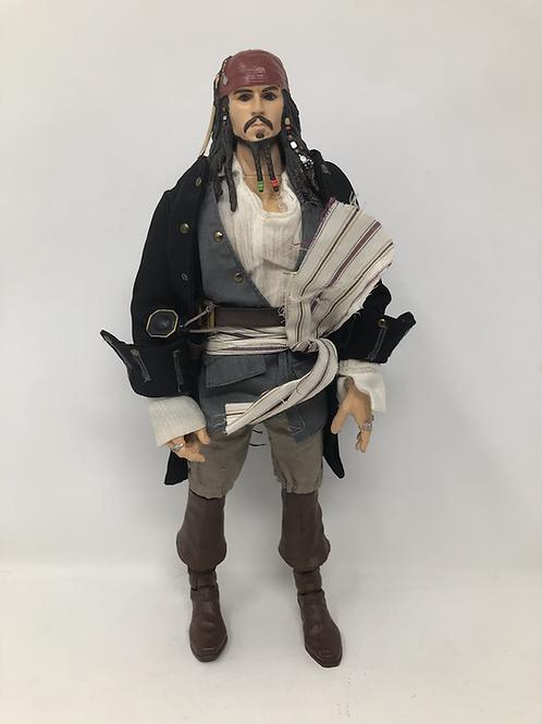"Pirates of the Caribbean 12"" Captain Jack Dead Man's Chest"