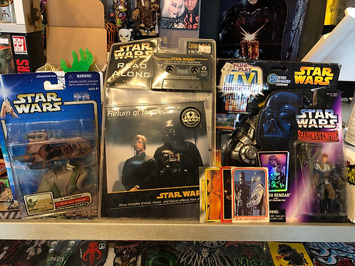 STAR WARS Mystery Box - Get a surprise box of Star Wars fun!