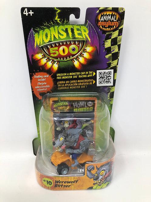 Monster 500 Werewolf Blitzer Monster Car