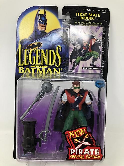 Legends of Batman First Mate Robin Kenner