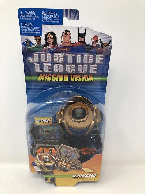 Justice League Mission Vision Darksed