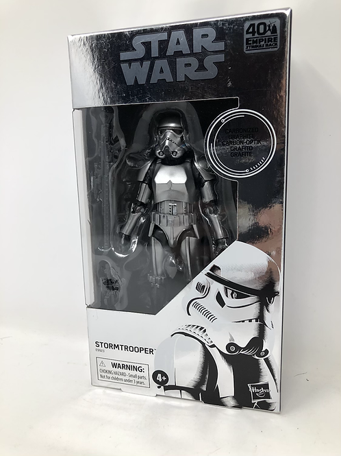 Star Wars Carbonized Stormtrooper Hasbro