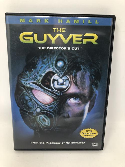 Mark Hamill The Guyver DVD