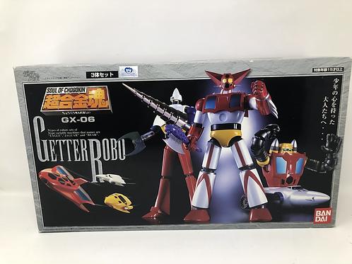 Shogun Bandai Getter Robo GX-06 Soul of Chogokin 3 Robots