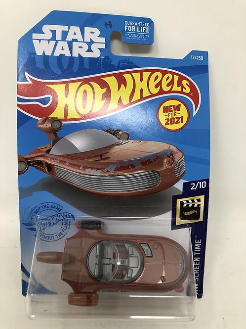 Star Wars Hot Wheels X-34 Landspeeder