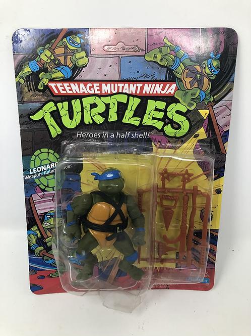 Tmnt Teenage Mutant Ninja Turtles Leonardo 1988 Vintage Playmates