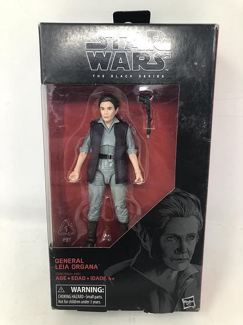 Star Wars Black Series General Leia Organa Hasbro