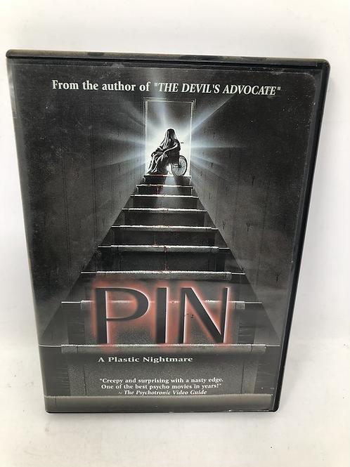 PIN DVD A Plastic Nightmare OOP