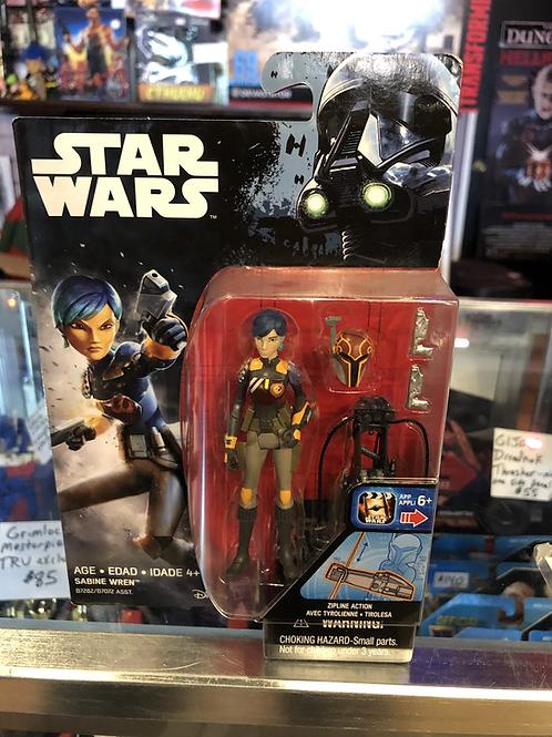 Star Wars Rebels Sabine Wren Hasbro Disney
