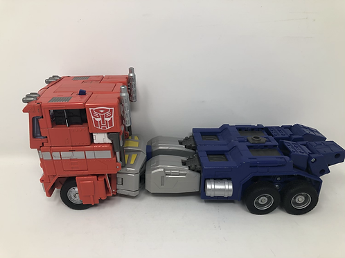 Transformers Optimus Prime Diecast Masterpiece