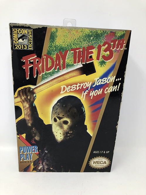 Neca Friday the 13th NES Power Play Series 2013 SDCC