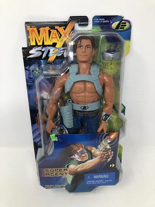 Mas Steel Super Agent Mattel