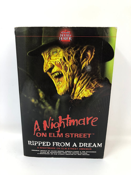 Nightmare on Elm Street Ripped from a Dream paperback 2006