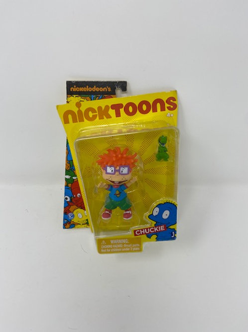 Rugrats Chuckie Nicktoons