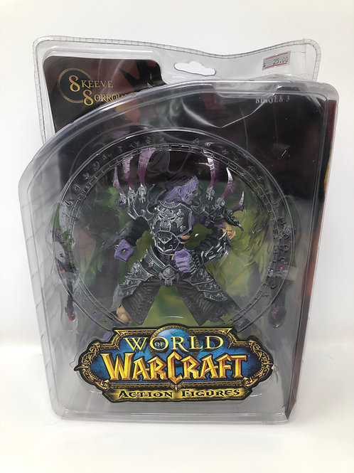 World of Warcraft Skeeve Sorrowblade DC Comics Figure