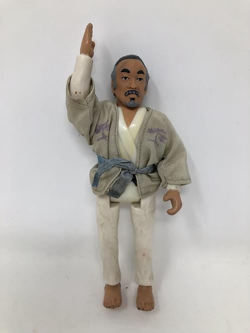 Karate Kid Remco Mr Miyagi