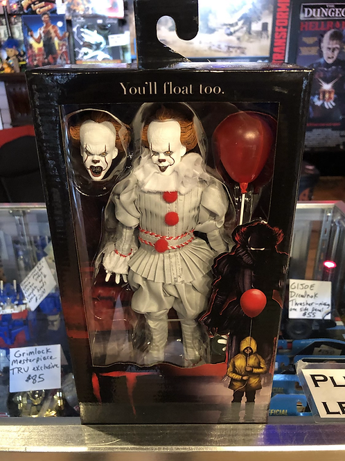 Neca IT Pennywise Cloth Figure