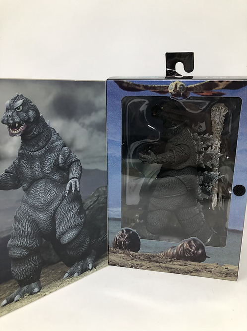 Godzilla Vs Mothra Neca