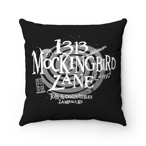 1313 Mockingbird Lane Zone Accent Throw Pillow Home Office