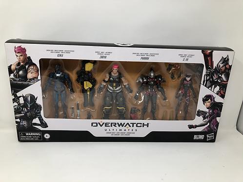 Overwatch Ultimates Boxset Hasbro Blizzard