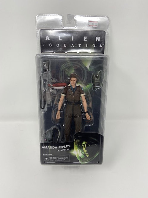 Alien Isolation Amanda Ripley (Jumpsuit) Neca