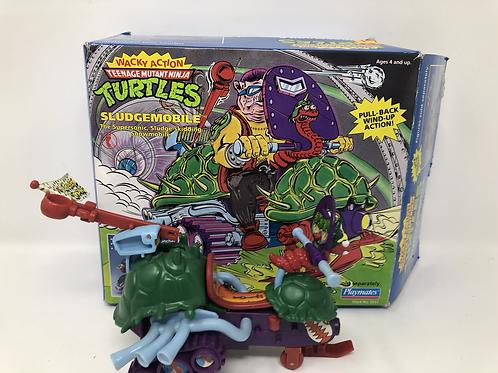 Tmnt Teenage Mutant Ninja Turtles Sludgemobile Playmates