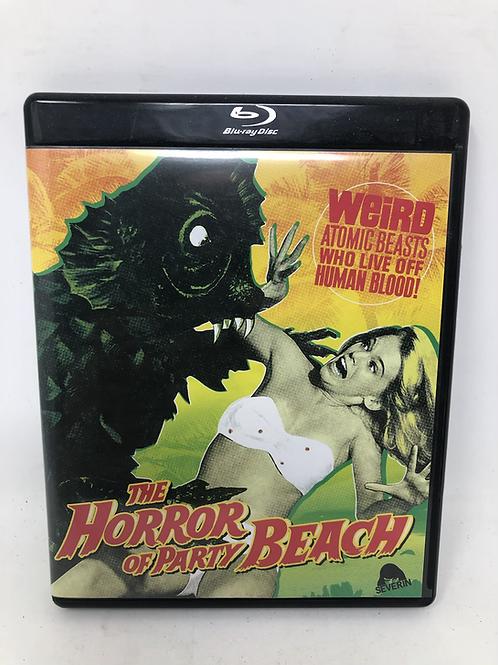Horror of Party Beach Blu Ray Severin Films