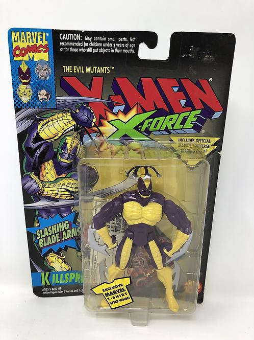 X-Men Killspree Toybiz