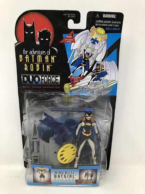 Adventures of Batman and Robin Batgirl Duo Force Kenner