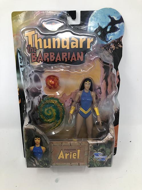 Thundarr the Barbarian Ariel Hanna Barbera Toynami