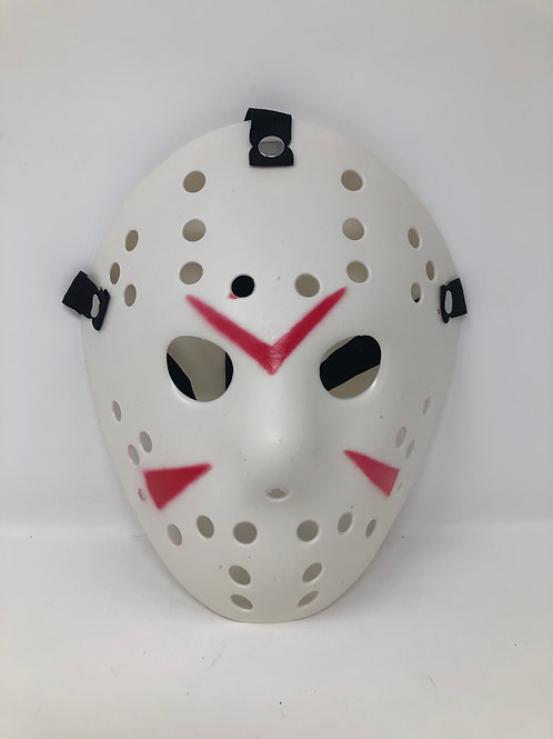 Friday the 13th Jason Voorhees PVC mask