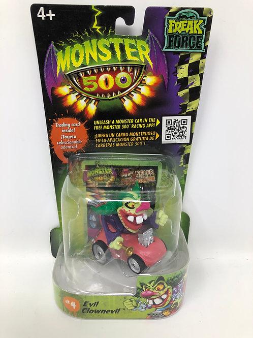 Monster 500 Evil Clownevil Monster Car